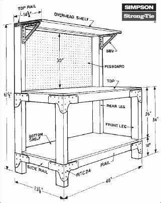 12 best images about gun work bench on