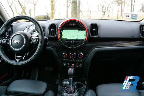 mini countryman interni prova mini countryman pi 249 grande pi 249 tecnologica e pi 249