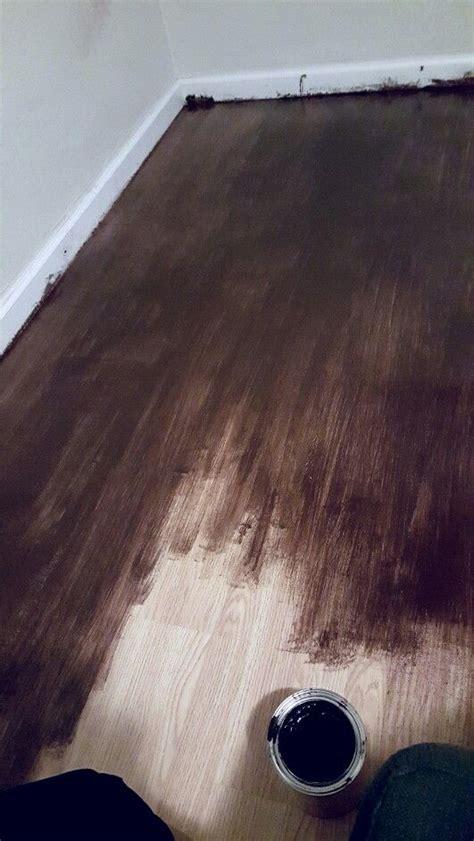 gel stain  laminate floors diy stain laminate floors