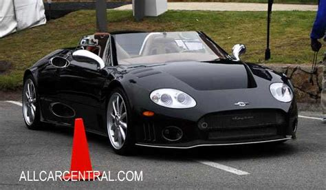 Suspension Salon 2805 by Spyker Cars Photographs Andtechnical Data All Car
