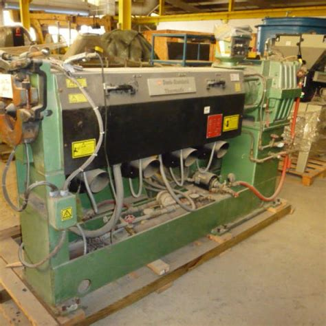 polymer rubber st machine price used extruders equipment for sale perry videx llc