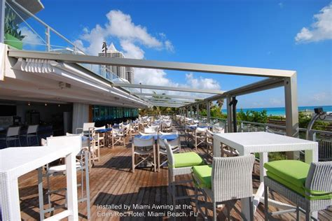 awning miami 17 best images about commercial awnings on pinterest