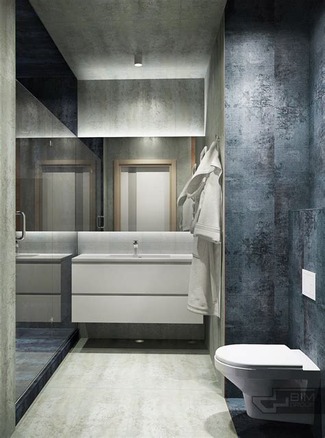 manly bathrooms sophisticated kiev home makes creative use of natural