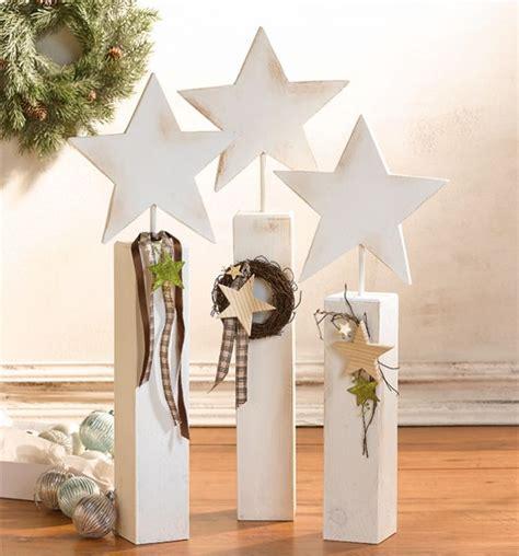 Weihnachtliche Holzdeko Selber Machen by Holzdeko Weihnachten Basteln Das Groe Buch Der