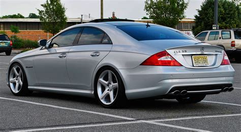 Mercedes Cls55 Amg by Mercedes Cls 55 Amg Image 128