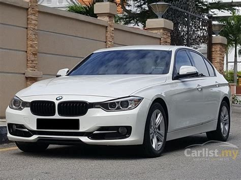bmw 320i 2012 sport line 2 0 in penang automatic sedan white for rm 112 500 4073020 carlist my