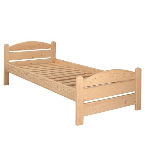 letti singoli in legno massello letto singolo in abete rosso massello