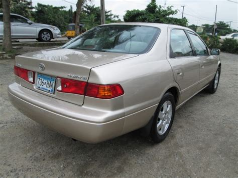 Toyota Camry 1999 Model Price Price Of Used Toyota Camry 2000 Model In Nigeria