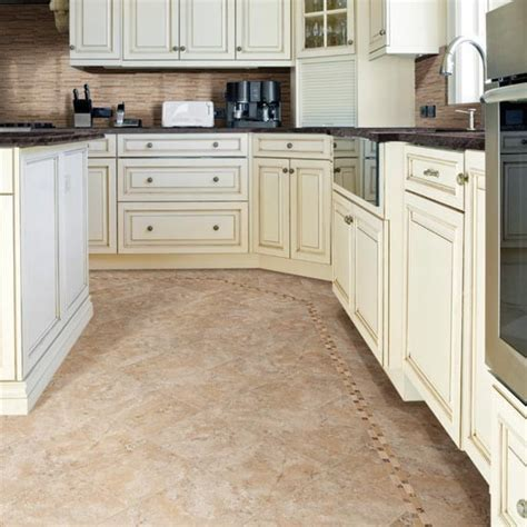 Kitchen Floor Tile Kitchen Floor Wall And Floor Tile By Dal Tile