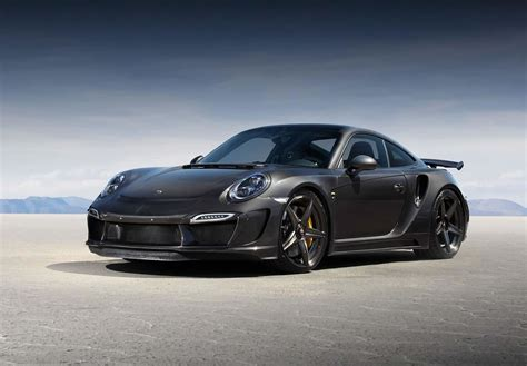 porsche stinger 2015 2015 porsche 911 turbo s stinger gtr carbon edition by