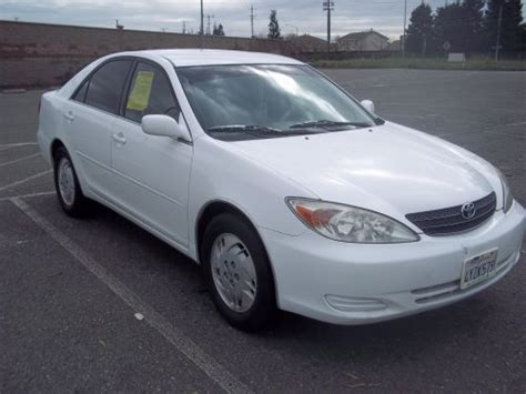 Toyota Camry 99 2003 Toyota Camry For Sale By Owner Sacramento Ca 99