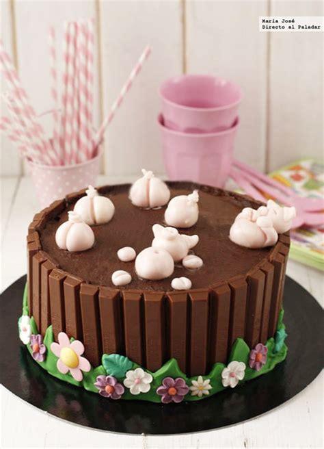 las 7 mejores recetas de tartas de cumplea 241 os con chocolate