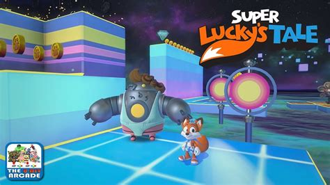 lucky s tale guardian trials waves in the