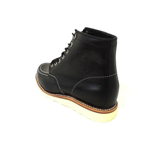 chippewa whirlwind black gotyourshoes socal trendy