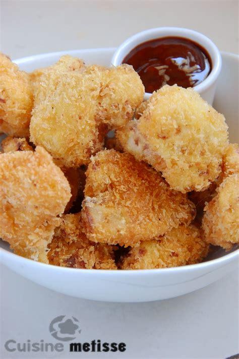 cuisine metisse nuggets de chou fleur cuisine metisse