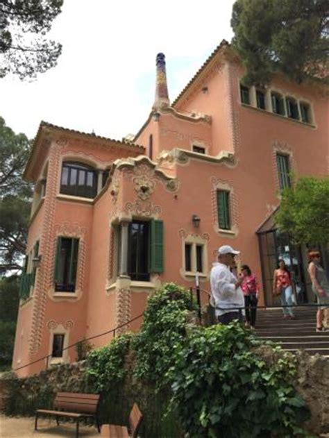 gaudi house museum casa museu gaudi picture of gaudi house museum barcelona tripadvisor