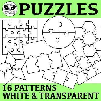 printable star puzzle circles the o jays and squares on pinterest