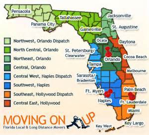 give me a map of florida what land did la florida include can you answe