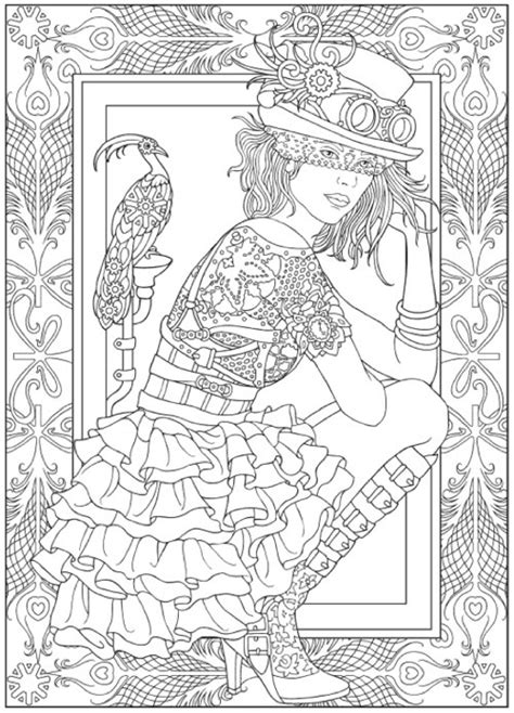 creative coloring books best coloring books for adults cleverpedia