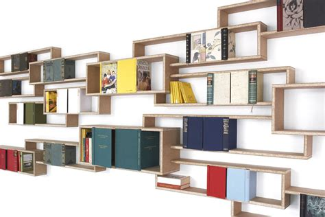 miriam aust a book shelf that gives your volumes presence