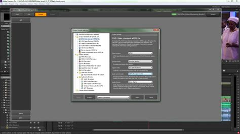 adobe premiere dvd export format exporting for dvd from premiere cs6 youtube
