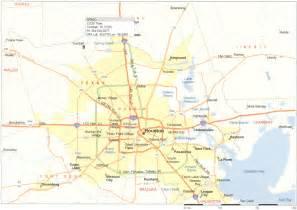map houston houston metropolitan map houston tx mappery