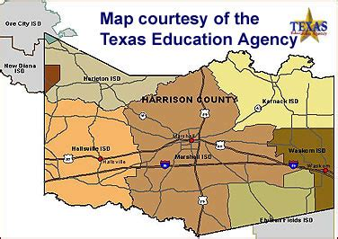 harrison county texas map appraisal district january 2015