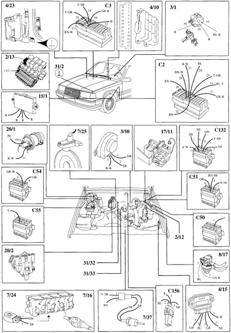 volvo 240 radio wiring diagram volvo 240 timing belt