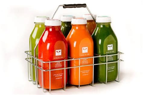Clear Detox Bottles by One Solid Way To Start Rethinking The Way We Juice