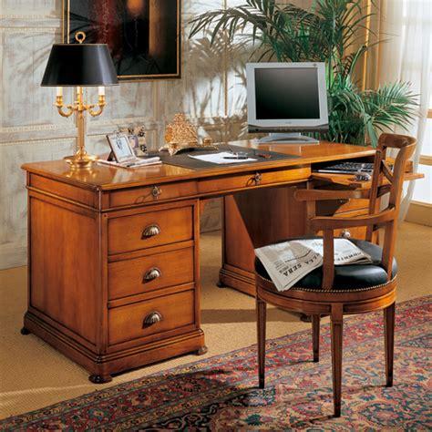scrivanie moderne per casa scrivanie in legno classiche casa nobile