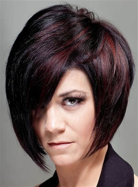 hairstyles with bangs and highlights bob hairstyles with bangs brown highlights and hairstyles