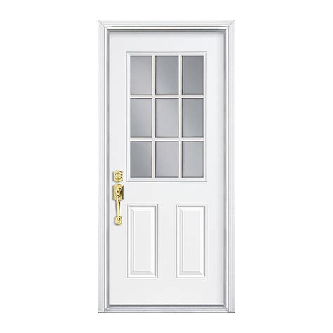 Pre Hung Steel Door Rona Pre Hung Front Doors