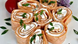 Main Dish Shrimp Recipes - burrito canapes recipe