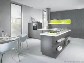 Gray And White Kitchen Designs