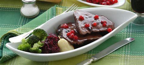 come cucinare il daino ricetta lombo di daino al ribes cucinarecarne it