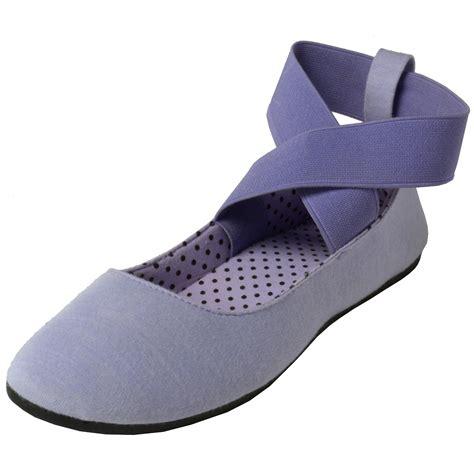 Flat Shoes Artikel Va11 alpine swiss peony womens ballet flats elastic ankle shoes slip on loafers ebay
