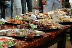 best seafood buffet in bay area custom event catering large buffets marin bay area