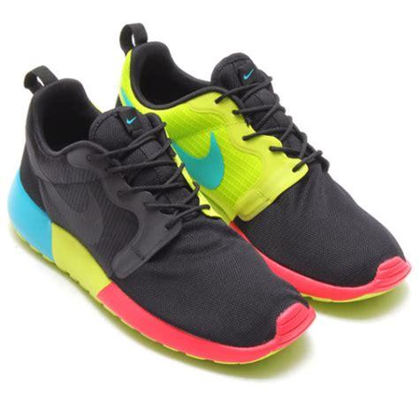 Nike Hyperdash Black nike roshe run hyperfuse black venom green freshness mag