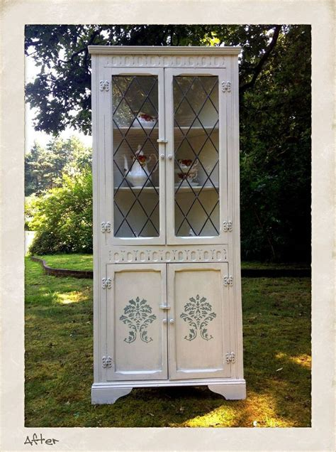 shabby chic corner cabinet 17 best images about lula boutique on