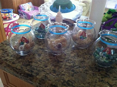 mermaid centerpieces my kid s discover more best ideas about