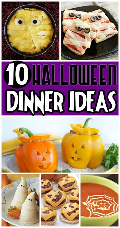 50 fun halloween foods halloween themed food for every meal