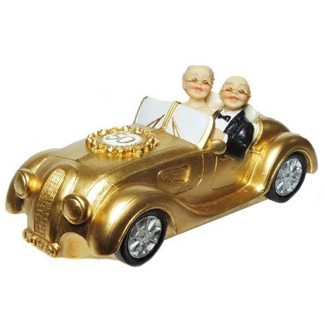 Goldenen Hochzeit by Oldtimer Goldene Hochzeit Hochzeitspaar Spardose