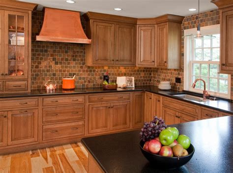 Period Kitchen Cabinets Period Style Rustic Kitchen Remodel Fort Washington Pa Traditional Kitchen Philadelphia
