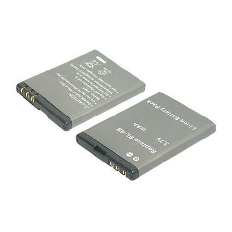 Baterai Nokia 6111 Bl 4b On baterai nokia bl 4b oem black jakartanotebook