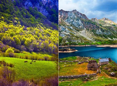 imagenes de paisajes que forman caras maravillas de la naturaleza en espa 241 a para desconectar del