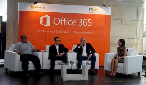 Microsoft Office Di Indonesia mitra solusi telematika bekerjasama dengan microsoft