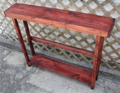 red oak sofa table 59 best sofa tables images on pinterest credenzas for
