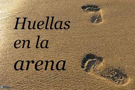 imagenes de dios huellas en la arena una reflexi 243 n para tu vida huellas en la arena youtube
