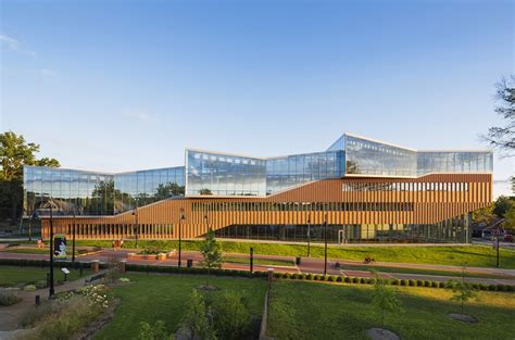 Kent State Center for Architecture and Environmental Design Architect Magazine Weiss