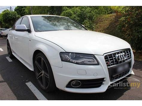 audi a4 2008 audi a4 2008 tfsi 1 8 in selangor automatic sedan white
